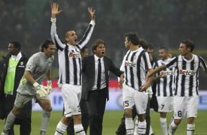 festajuve 300x197 Fantacalcio/ Voti Gazzetta dello Sport e Cmweb Inter Juventus
