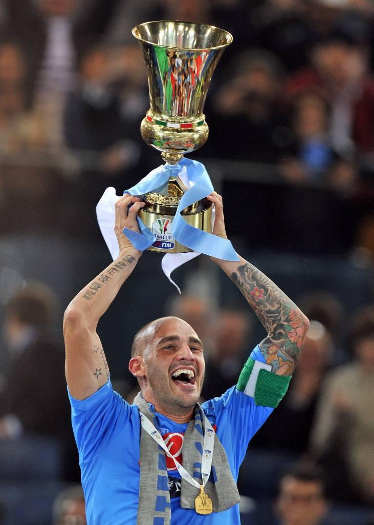 "VIDEO Coppa Italia Juventus-Napoli/ Cannavaro: ""La cresta"
