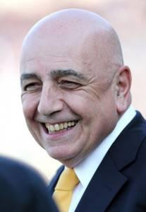 galliani 207x300 Calciomercato Milan / Galliani: In difesa arriverà un centrale. I prossimi portieri saranno...