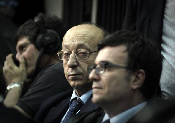 Luciano Moggi (Getty Images)