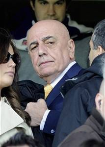 Galliani3 214x300 Transfer news / Aly Cissokho on AC Milan radar