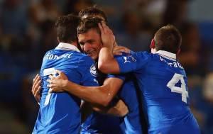 Europei U21/ Tabellino e voti Italia-Israele