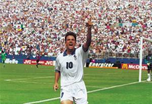 Roberto Baggio (Getty Images)