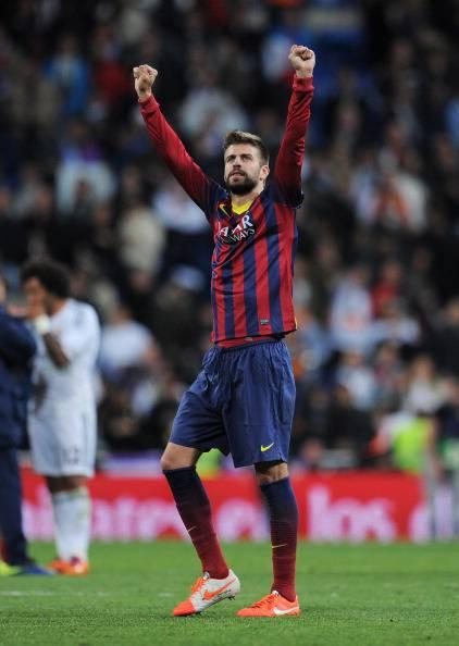 Piqué Barcellona