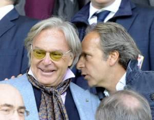 Diego e Andrea Della Valle (Getty Images)