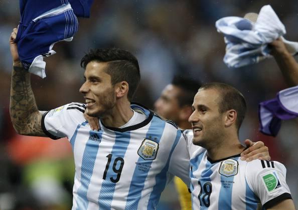 Ricky Alvarez e Palacio (Getty Images)