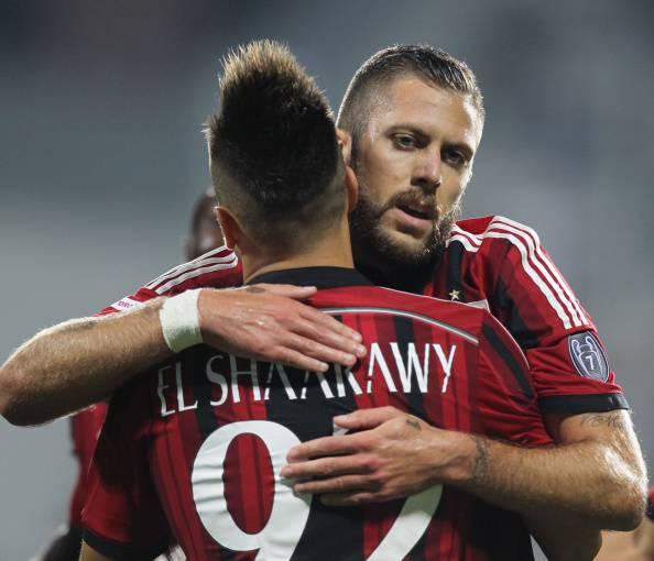 Menez ed El Shaarawy (Getty Images)