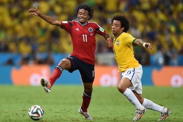 Cuadrado (Getty Images)