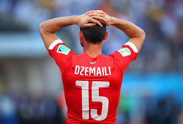 Dzemaili (Getty Images)