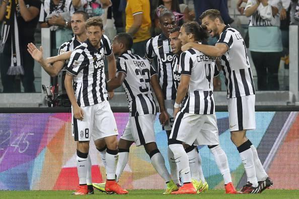 Festa Juventus (Getty Images