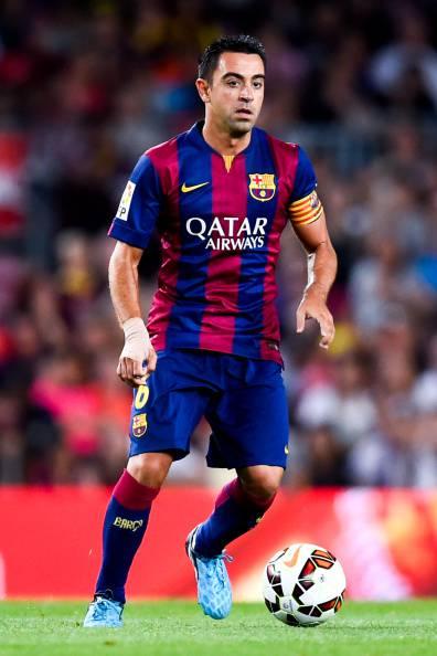 Xavi (Getty Images)