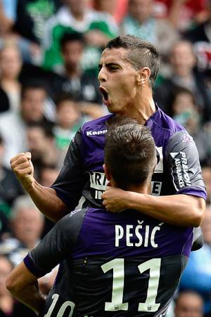 Ben Yedder (Getty Images)