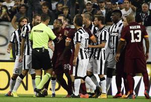 Juventus-Roma (Getty Images)