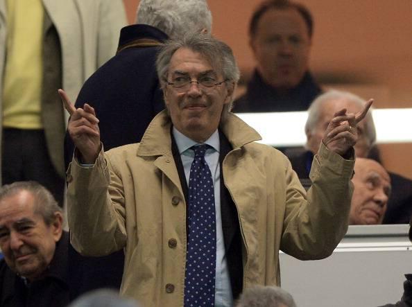 Juventus Inter Moggi Moratti