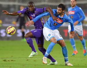 Koulibaly e Albiol (Getty Images)