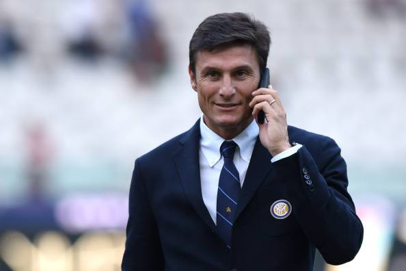 Calciomercato Inter, Zanetti River Plate