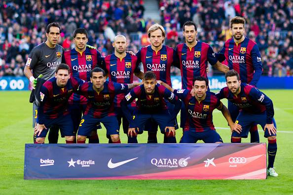 Squadra Barcellona (Getty Images)