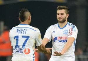 Gignac e Payet (Getty Images)