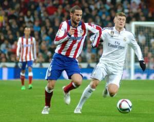 Mario Suarez e Kroos (Getty Images)