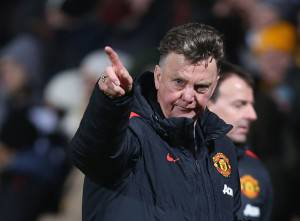 van Gaal (Getty Images)