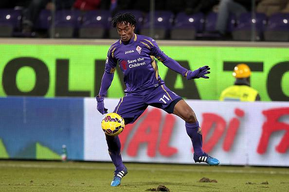 Cuadrado (Getty Images)