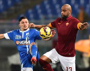 Maicon e Mario Rui (Getty Images)