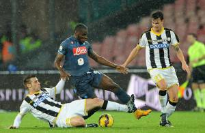 Napoli-Udinese (Getty Images)