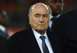 Blatter (Getty Images)