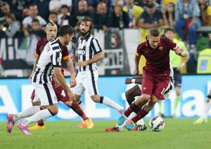 Juventus FC v AS Roma (Getty Images)