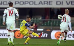 Chievo-Milan (Getty Images)