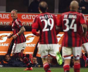 Milan in festa (Getty Images)