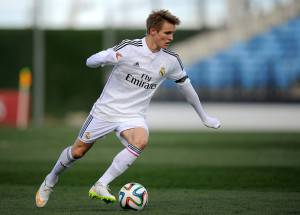 Odegaard (Getty Images)
