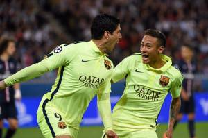 Suarez Barcellona (Getty Images)