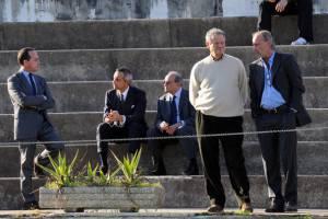 Zamparini e Sabatini (Getty Images)