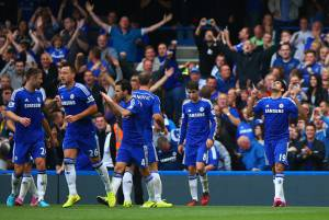 Festa Chelsea (Getty Images)
