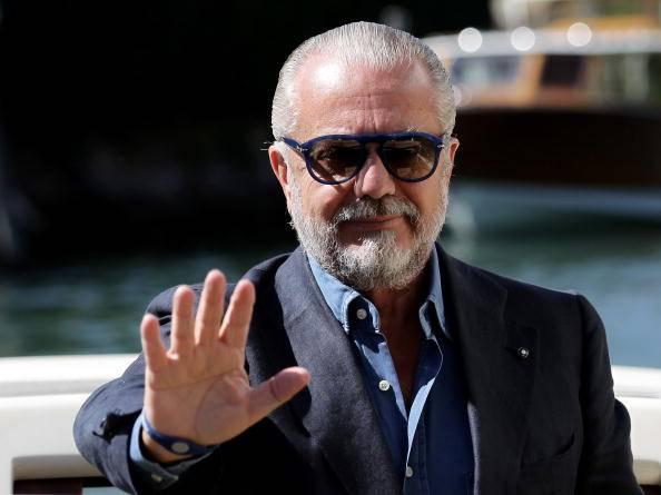 Napoli De Laurentiis Gattuso