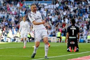 Benzema (Getty Images)
