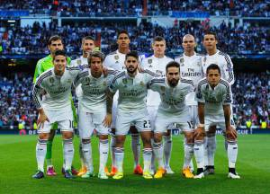Top 11 Real Madrid
