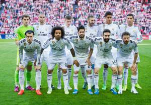 Squadra Real Madrid (Getty Images)