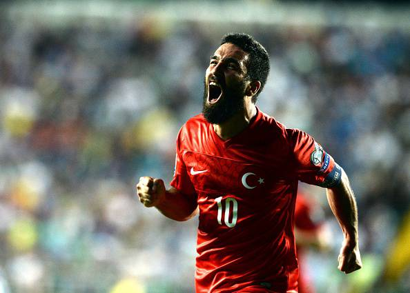 Arda Turan (Getty Images)