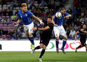 Italia-Portogallo (Getty Images)