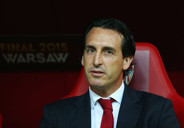 Emery Real Madrid