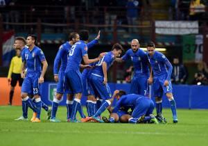 Giocatori della nazionale (Getty Images)