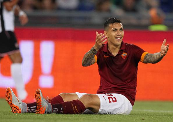 Roma-Unicusano Fondi 4-0: poker di Dzeko!