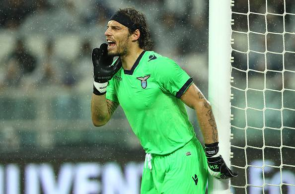 Lazio News: Out Marchetti, Ma Recupera Per Il derby