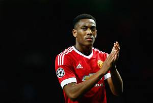 Manchester United Martial