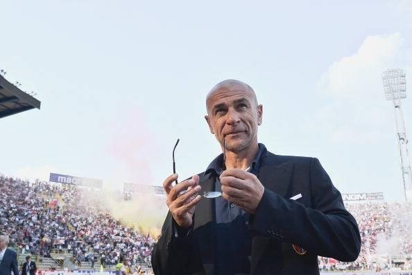 Palermo, De Zerbi resta. Zamparini: avanti con lui