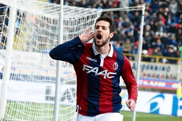 Napoli-Bologna, tegola per Donadoni: brutto infortunio per Destro
