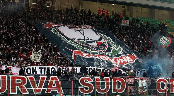 I tifosi del Crotone ©Getty Images