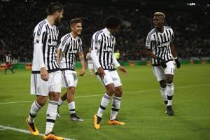 I giocatori della Juventus © Getty Images